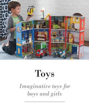Imaginative toys for girls and boys